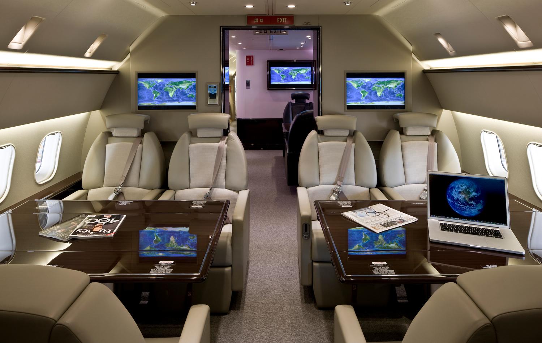 Продажа новых самолетов. Заказ и строительство частных джетов