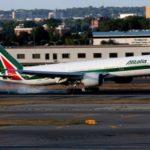 Alitalia банкротится в США