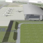 Gulfstream расширяет техцентр в Фарнборо
