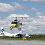Utair планирует увеличить налет вертолетов в 2018 году